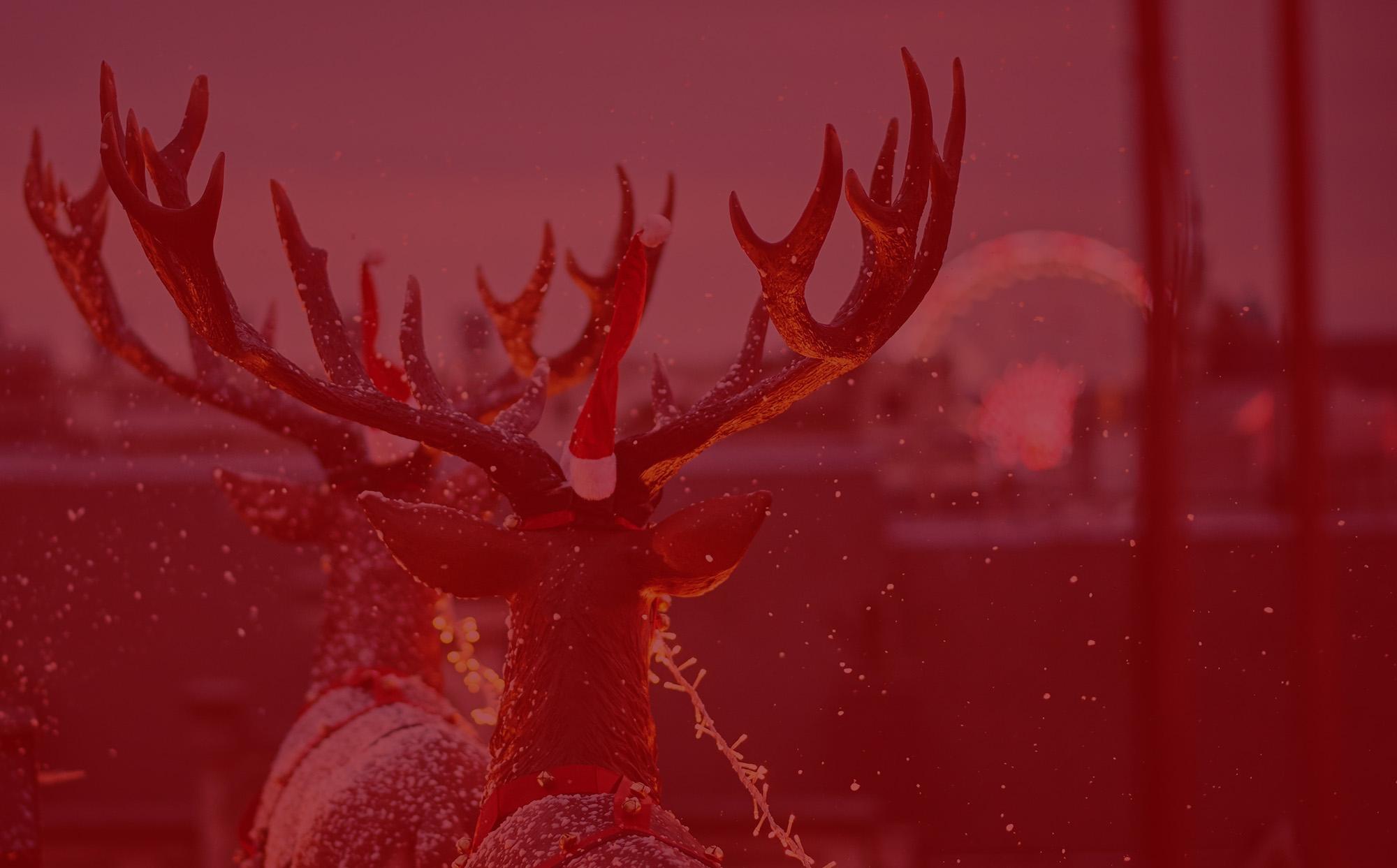Santa </br>In The Sky
